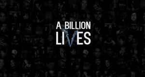 A billion lives webpage
