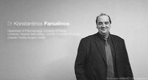 Dr. Konstantinos Farsalinos, a researcher with an exceptional track record of peer-reviewed publications on the electronic cigarette.