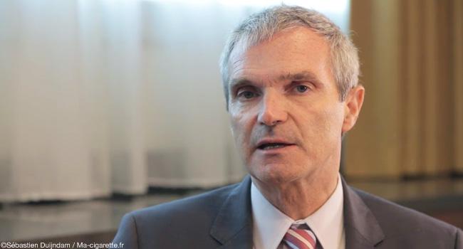 Pr Riccardo Polosa, pulmonologist, University of Catania, Italy