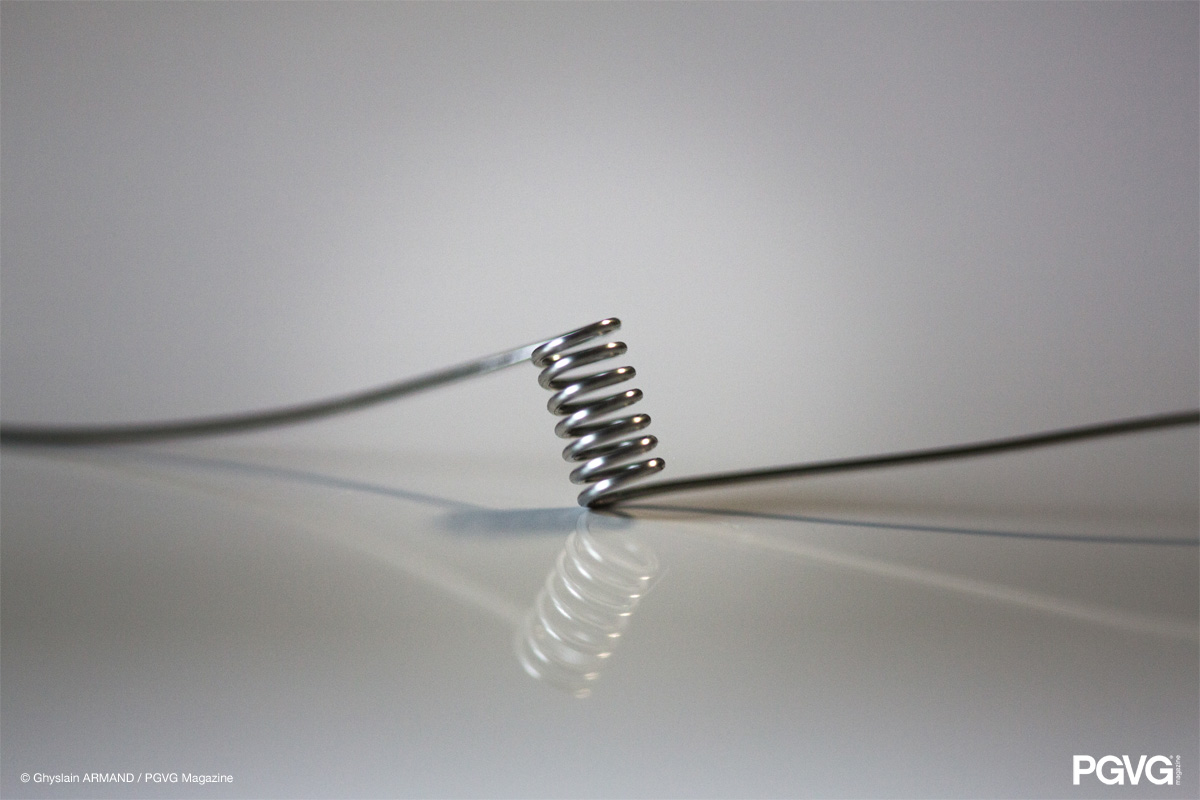 A chemist's advice: Don't Dry-Burn your coil | Vaping Post