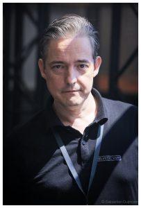 Olivier Théraulaz, President of Helvetic Vape