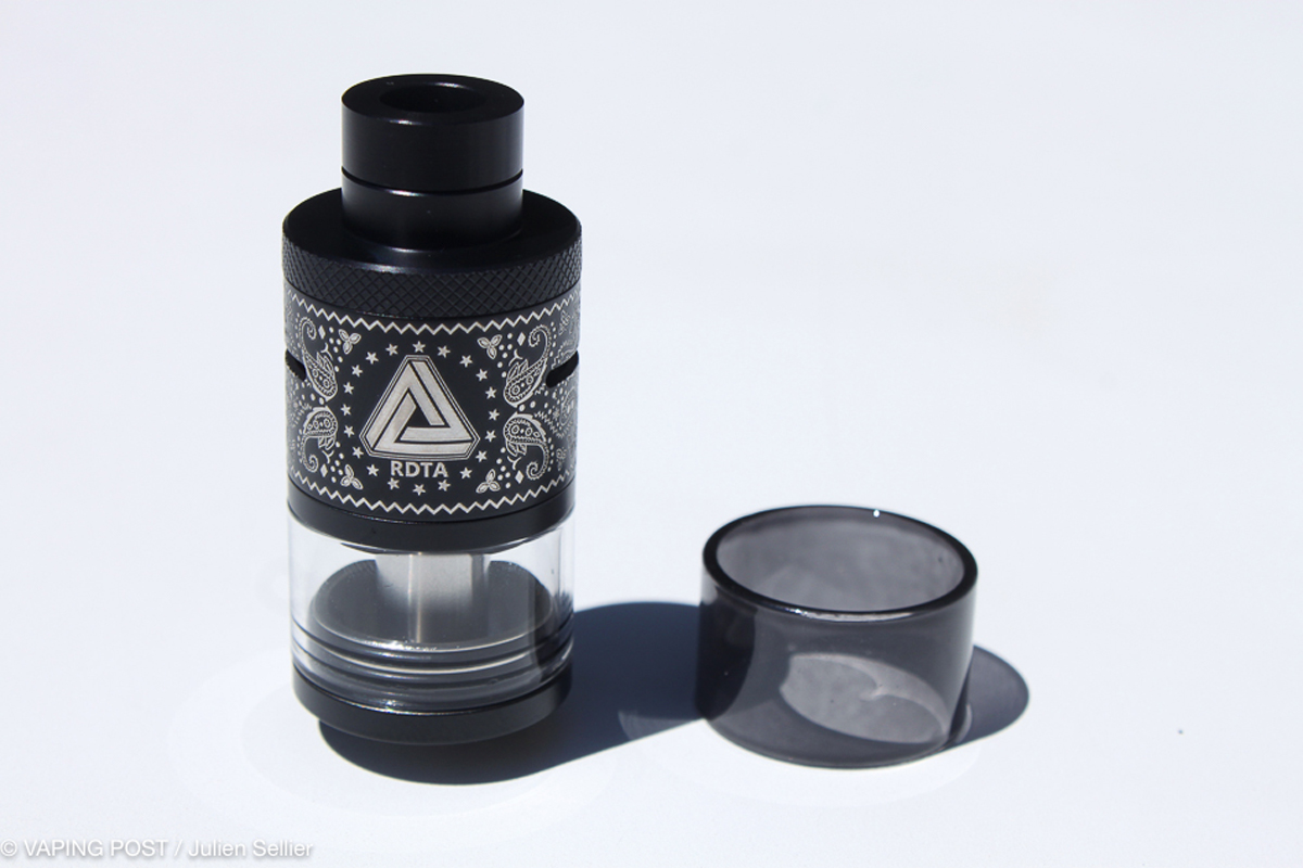 Limitless RDTA Plus by Ijoy | Vaping Post