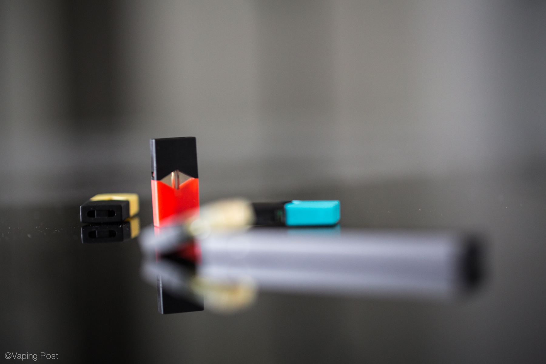 About Juul and Teen Va...E Cig Review