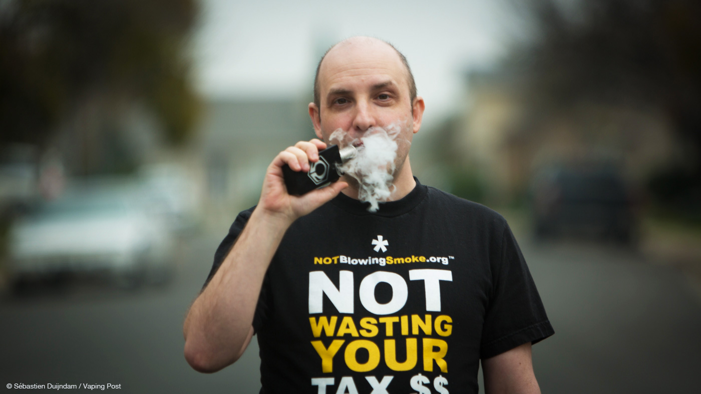 Stefan Didak, Not Blowing Smoke (NBS)