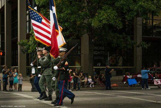 US Veteran Vaping