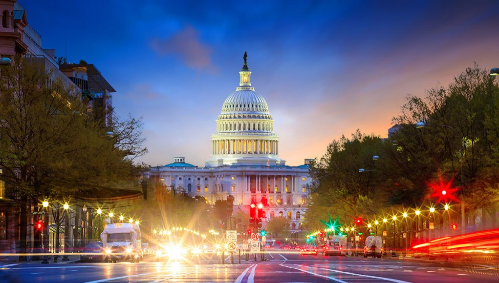 US Congress and vaping products
