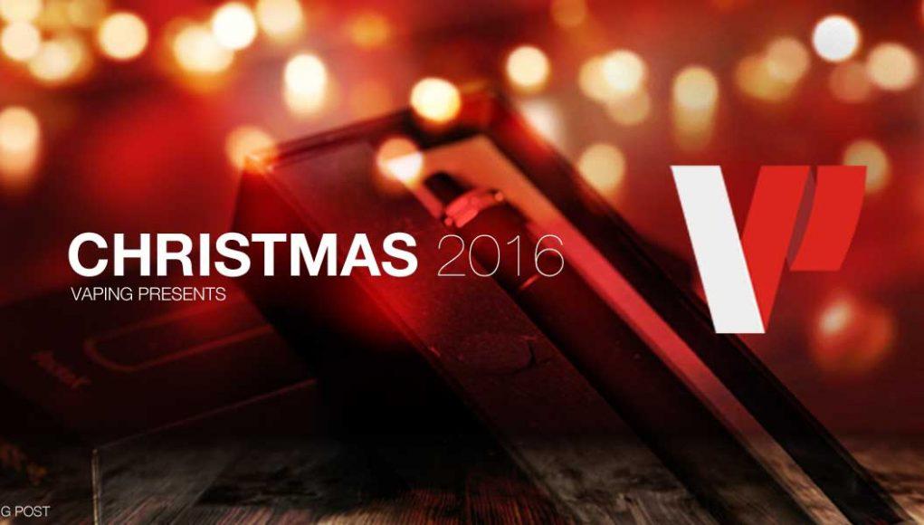 Vaping giarose christmas eve bj 7