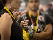 Vaping in public places in UK
