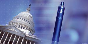 Senator Ron Johnson to repeal vaping rules