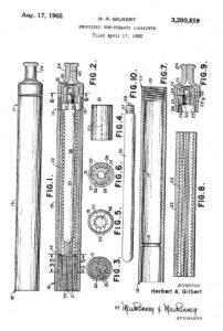 Herbert A. Gilbert's patent