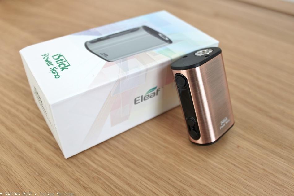 iStick Nano Power - Eleaf