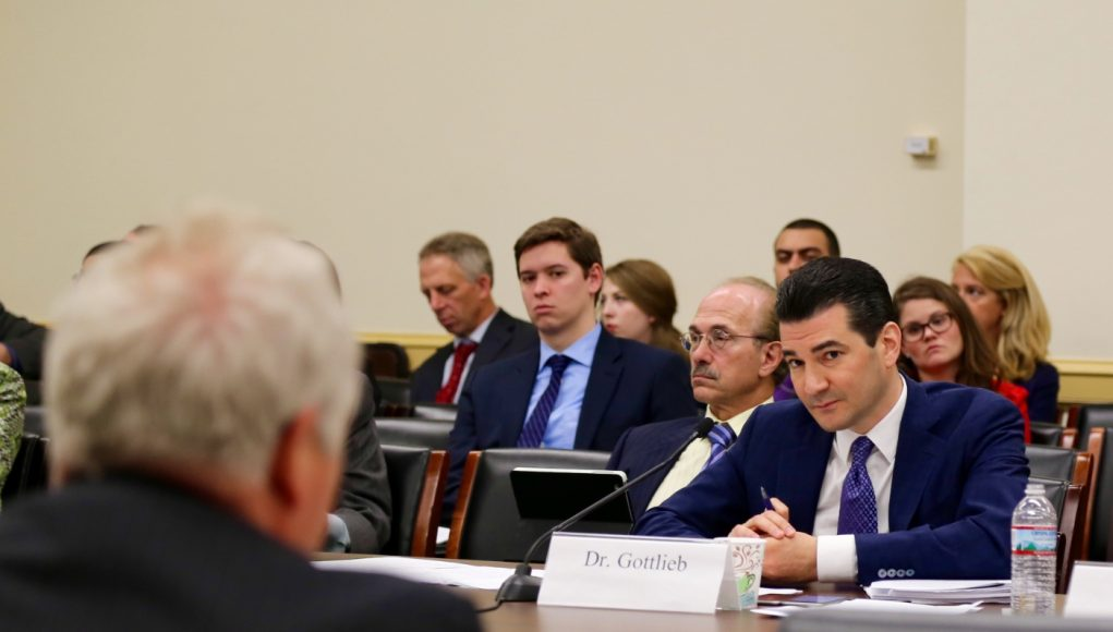 Dr. Scott Gottlieb Resigns From his Role as FDA Commissioner