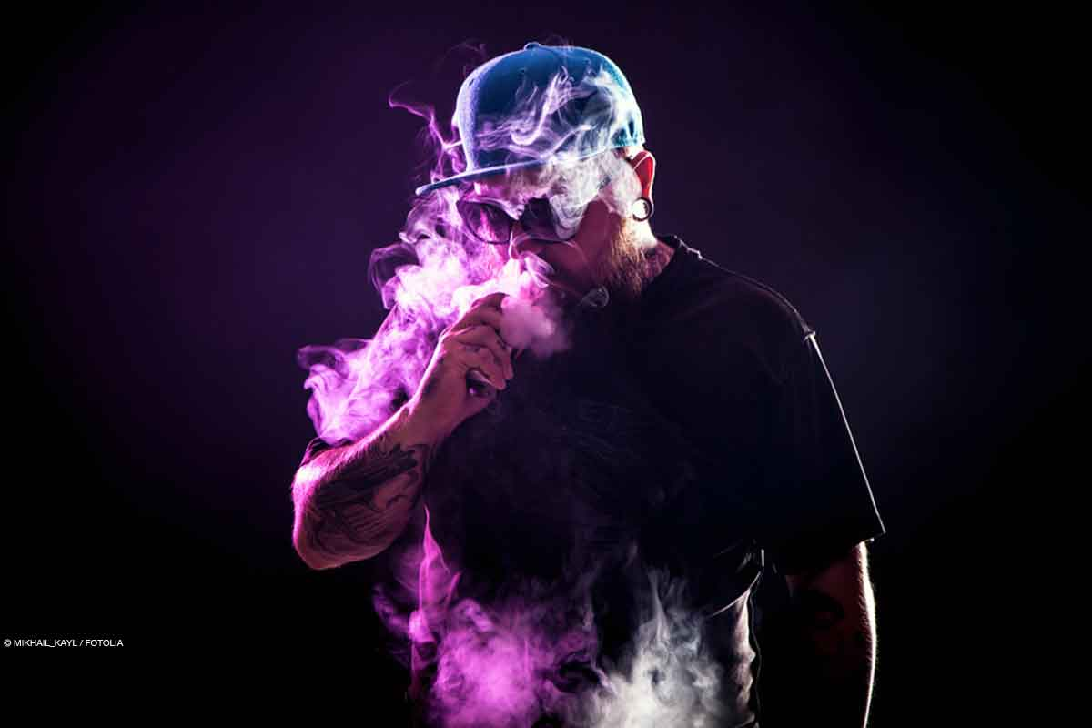 Latest Study Cancer Risk From Vaping Is 1 That Of