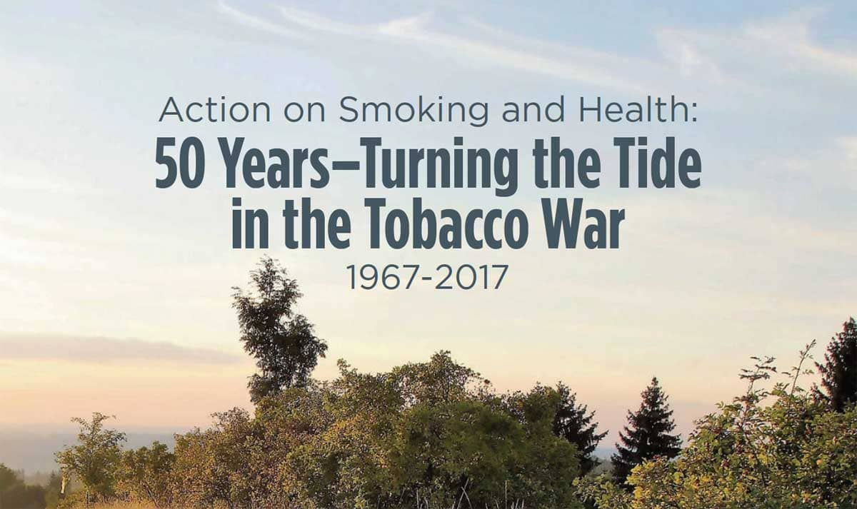 the war on tobacco