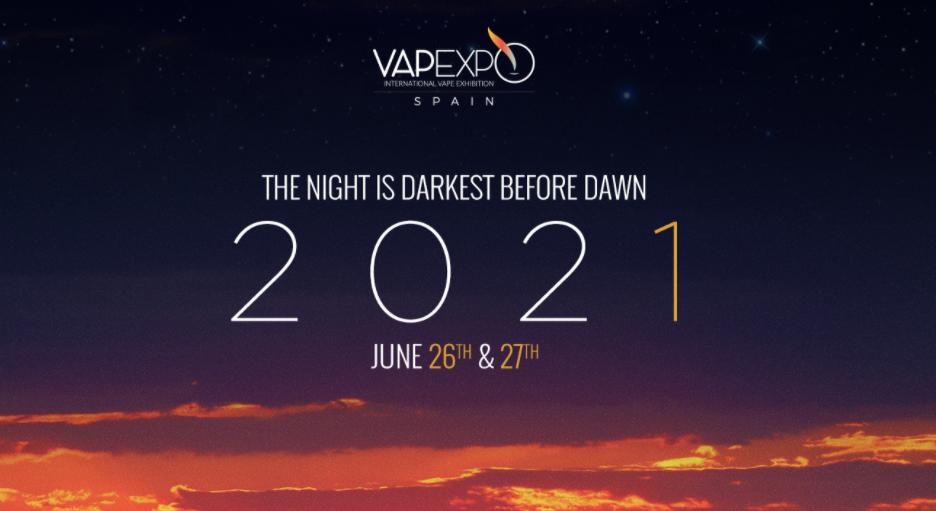 VAPEXPO Spain event