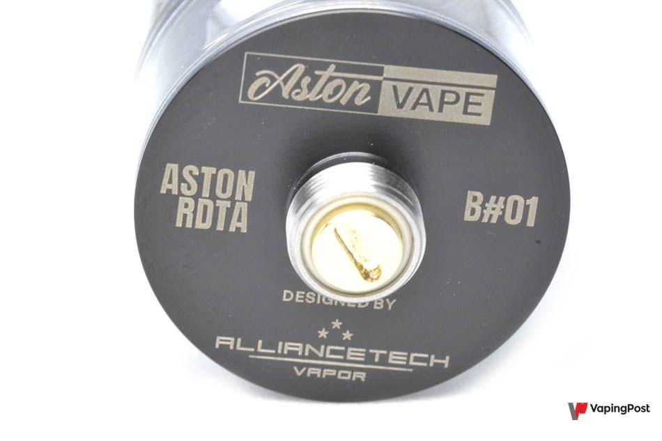 Aston 510 pin