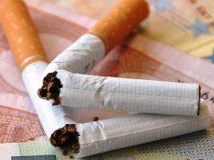 taxes on cigarettes