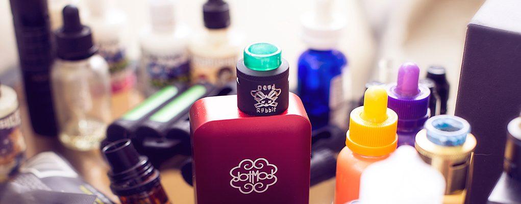 Flavored e-liquid
