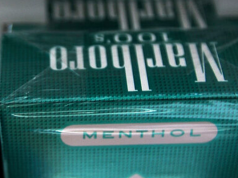 Marlboro menthol cigarettes