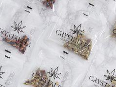 crystaltea weed