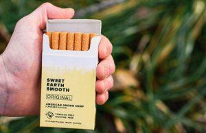 sweet earth hemp cigarettes