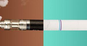 Tobacco or e-cigarettes?